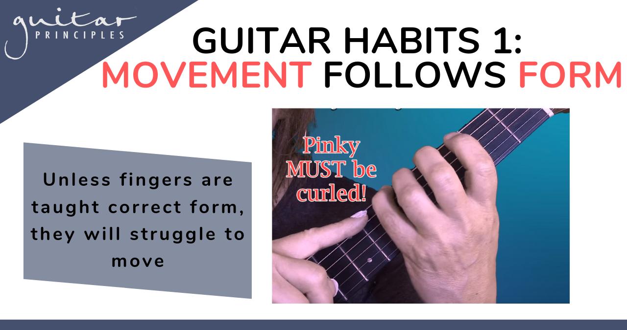 Guitar Habits 1