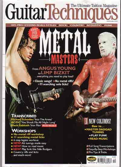 Guitar Technique Magazine
